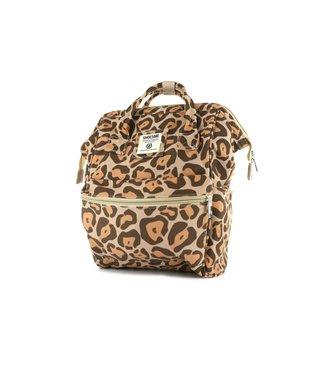 Shoesme Shoesme messenger bag met luipaardprint