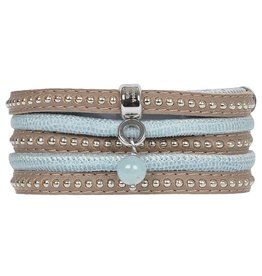 Pimps and Pearls Moesss Mea 010 Blue Beach