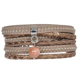 Pimps and Pearls Moesss Mea 20 Bronze Peach