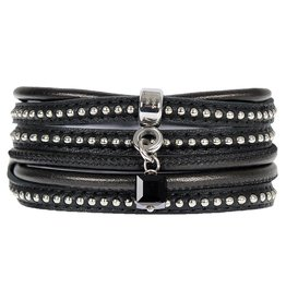 Pimps and Pearls Moesss Mea 41 Opaal Black