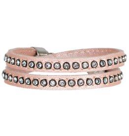 Pimps and Pearls Moesss Swarovski 26 Shiny Pink