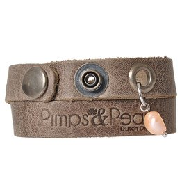 Pimps and Pearls Moesss Have Women 05W New Taupe