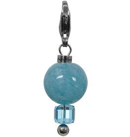 Pimps and Pearls Moesss2Be Gotcha 25 Aquamarijn