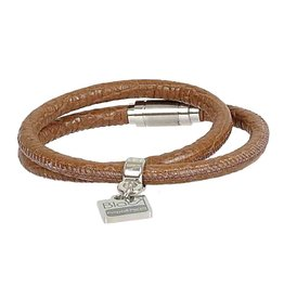 Pimps and Pearls Moesss Wrapper Double Men 09 Brown Snake
