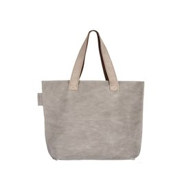 Pimps and Pearls Tasss 12 - Shopper Lys 09 Soft Grey