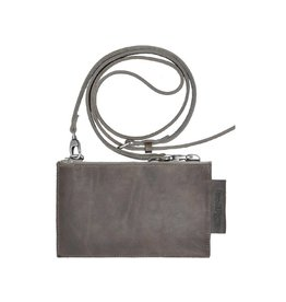 Pimps and Pearls Tasss 14 Travel Pouch 04 Grigio