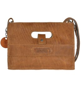 Pimps and Pearls Tasss 2 - Basic Chique 203 Cognac