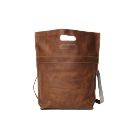 Pimps and Pearls Tasss 3 - XL Bag 303 Cognac