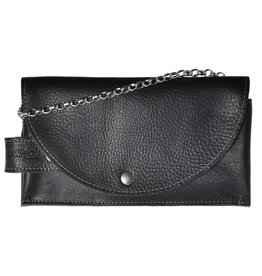 Pimps and Pearls Tasss 8 - Smart/Wallet/Clutch 801 Black