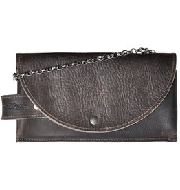 Pimps and Pearls Tasss 8 - Smart/Wallet/Clutch 804 Grigio