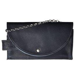 Pimps and Pearls Tasss 8 - Smart/Wallet/Clutch 808 Dark Blue
