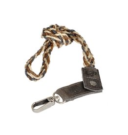Pimps and Pearls Keycord 01 Hennep Leather