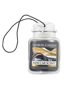 Yankee Candle Car Jar Ultimate - New Car Scent