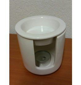 Yankee Candle Melt Warmer Wit Modern
