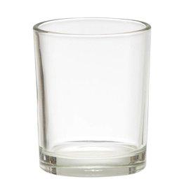 Yankee Candle Votive glas recht helder