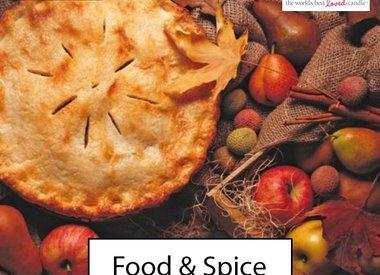 Voedsel en Kruiden geuren