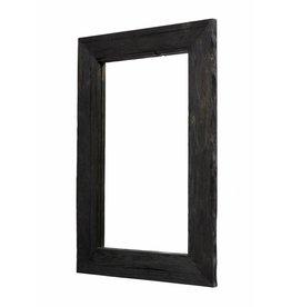 Muubs Spiegel Teak - Zwart