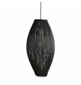Muubs Lamp - Hang Bamboo - Fishtrap Black
