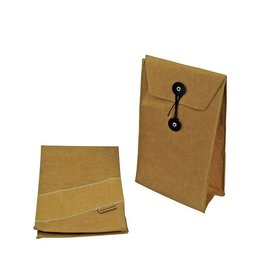 ZuperZozial Lunchbag - afwasbaar papier
