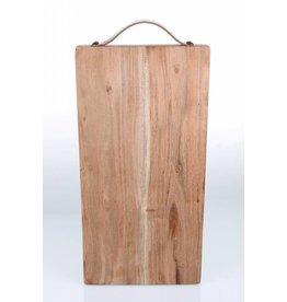 Stuff Design Plank Butcher - Acacia L 25 x 50 cm