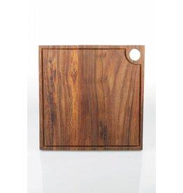 Stuff Design Plank Carve - Sheesham 30 x 30 cm