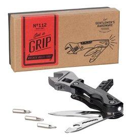 Gentlemen's Hardware Moersleutel Multi tool met zaklamp