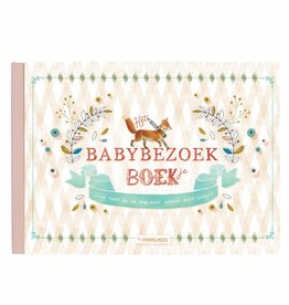 Pimpelmees Babybezoekboek