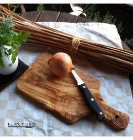 Das Olivenholzbrett Snijplank Olijfhout - Rechthoekig met handvat