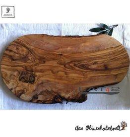 Das Olivenholzbrett Snijplank Olijfhout - Natuurlijke vorm