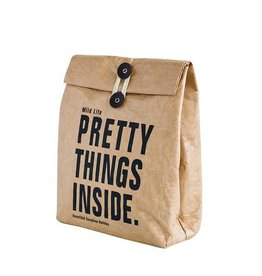 Bijzonder Design Store Lunch bag - Paper - Pretty Things Inside