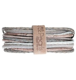 Pimps and Pearls Moesss Superior Armband 102 Summer Nude