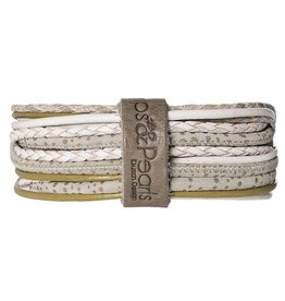 Pimps and Pearls Moesss Superior Armband 106 Summer Pebbles