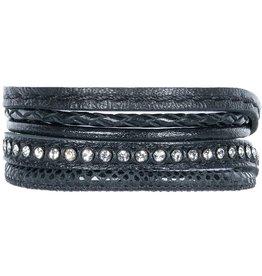 Pimps and Pearls Moesss Five 01 Black