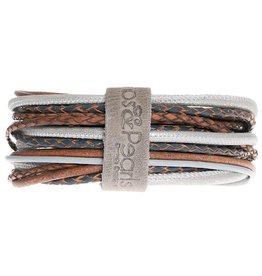 Pimps and Pearls Moesss Superior Armband 114 Silver Days