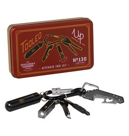 Gentlemen's Hardware Keychain Multi-Tool Kit