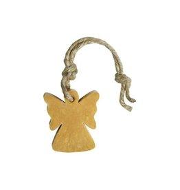Mijn Stijl Zeephanger Engel - goudkleurig Patchouli-Ylang-Ylang