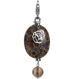 Pimps and Pearls Moesss2Be Premium 1955 Roses Dalmatier Jaspis Brown