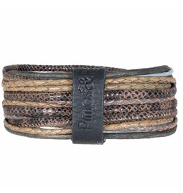 Pimps and Pearls Moesss Superior Armband 131 Black Army