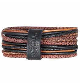 Pimps and Pearls Moesss Superior Armband 136 Brick Dots