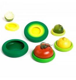 Food Huggers Food Huggers Groen - Set 5