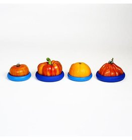 Food Huggers Food Huggers Large - Blauw - Set 4