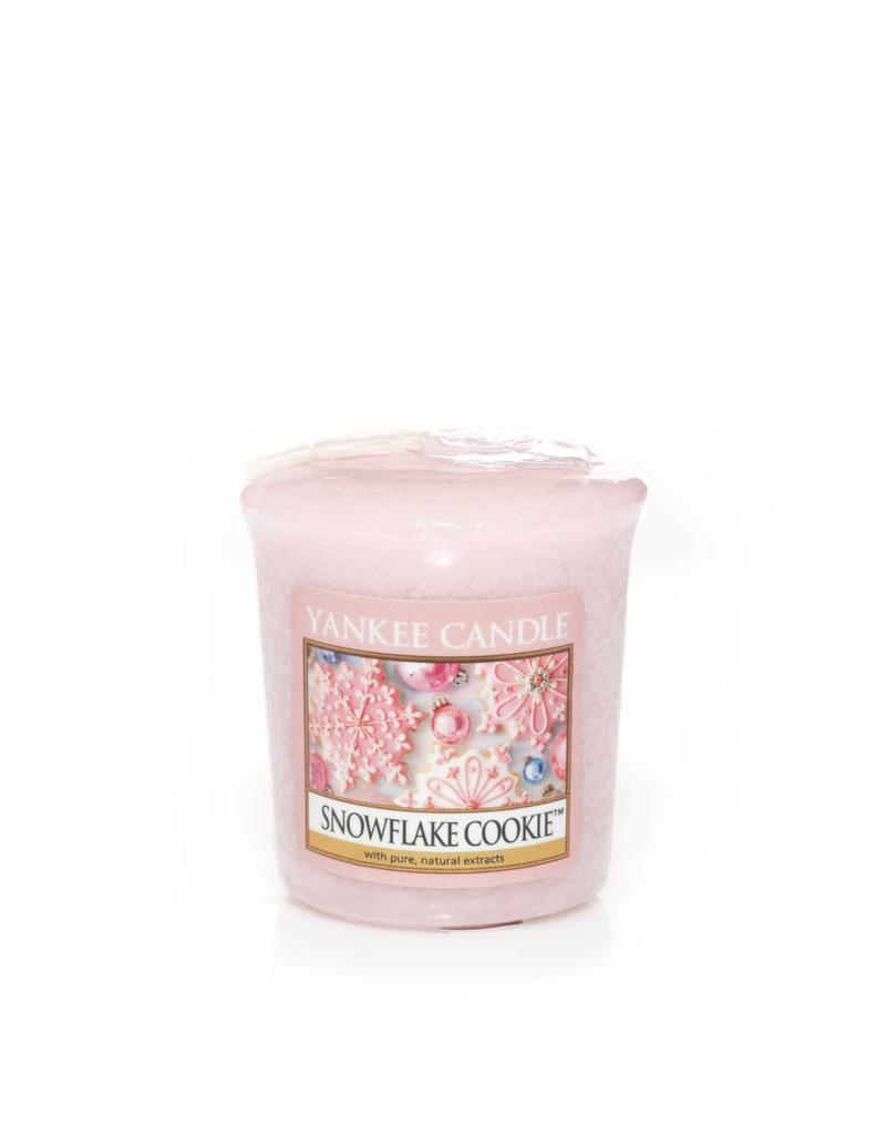 Yankee Candle Snowflake Cookie Bijzonder Design Store