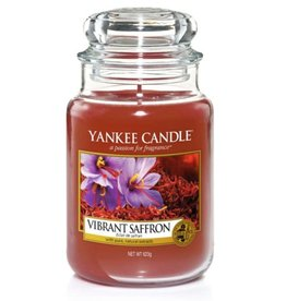 Yankee Candle Vibrant Saffran