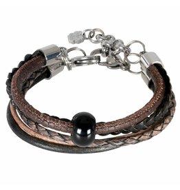 Pimps and Pearls Moesss Five Gems 02 Onyx Brown Black