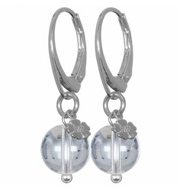 Pimps and Pearls EarRing Rocks 30 Berg Kristal