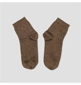 PiNNED by K Socks Dark Gold