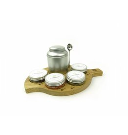 Dutch Tea Maestro Tea Maestro - Plateau Set