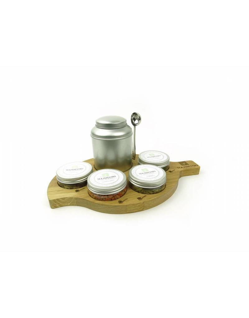 Dutch Tea Maestro Tea Maestro - Plateau Set