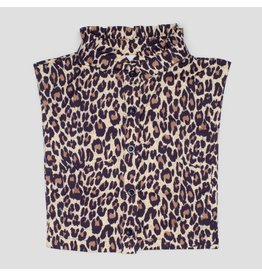 PiNNED by K Kraagje Ruffle Leopard