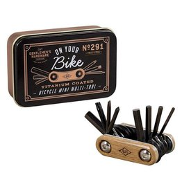 Gentlemen's Hardware Mini Fiets Multi-Tool
